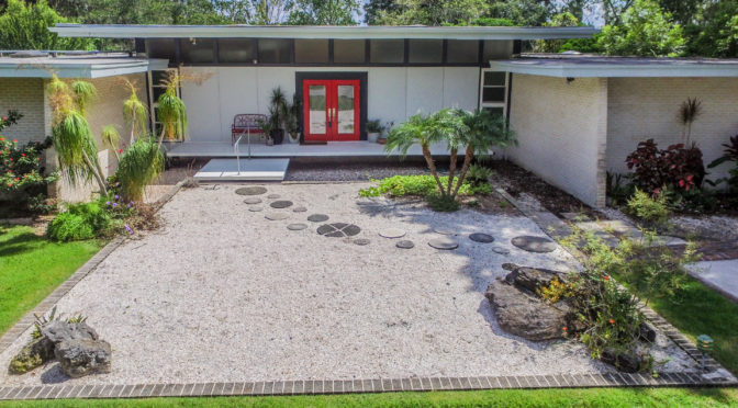 Frank DePasquale Mid-Century Home For Sale in Tampa!