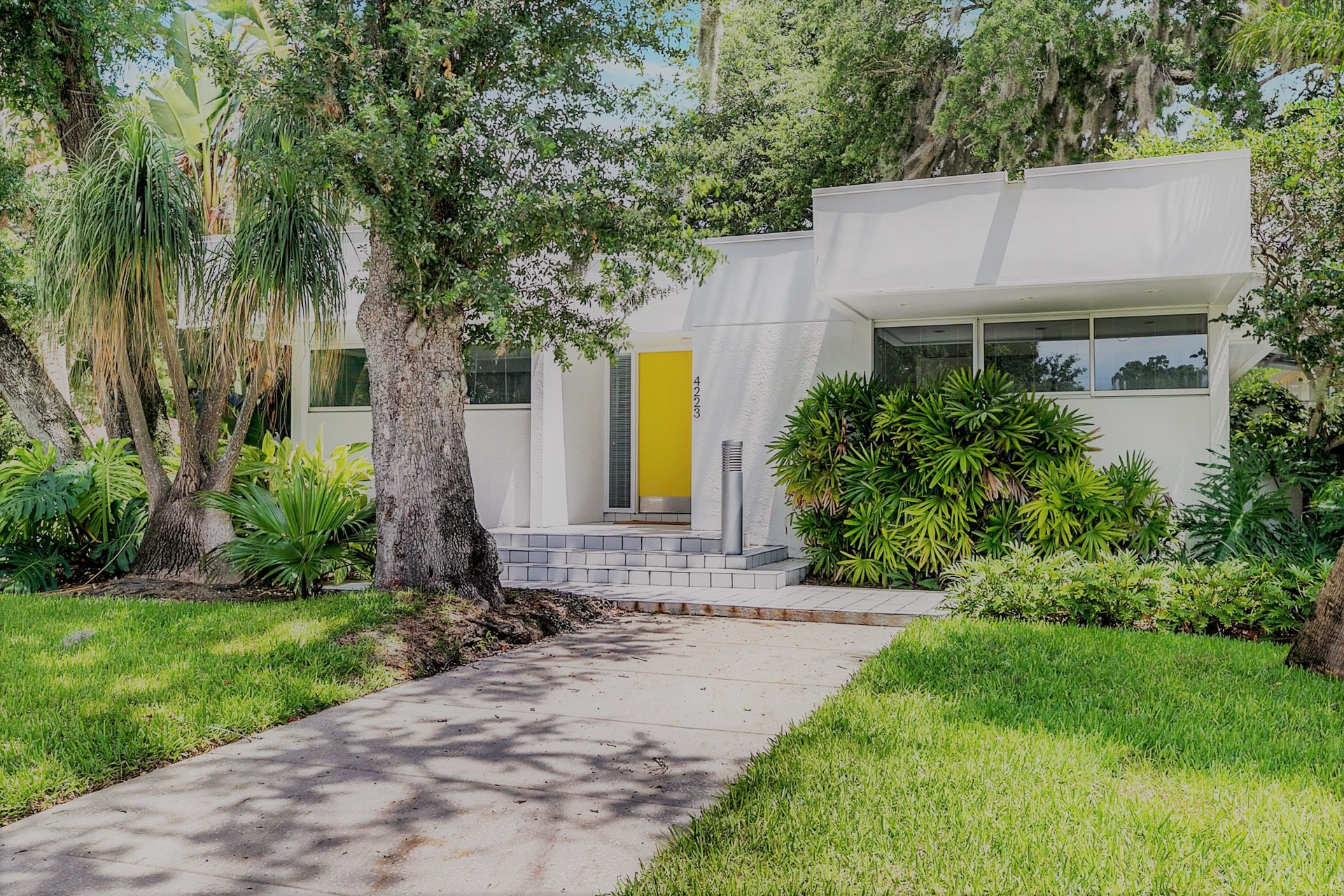 Mid-Century Home South Tampa